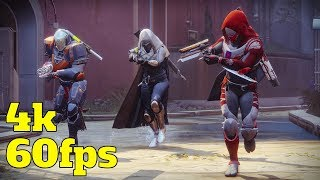 Destiny 2 PVP 4k 60fps // Destiny 2 PC Gameplay
