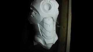 Proyecto Ironman Papercraft