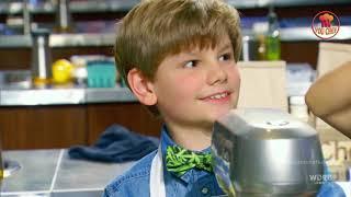 Лучший повар Америки Дети — Masterchef Junior — 2 сезон 3 серия