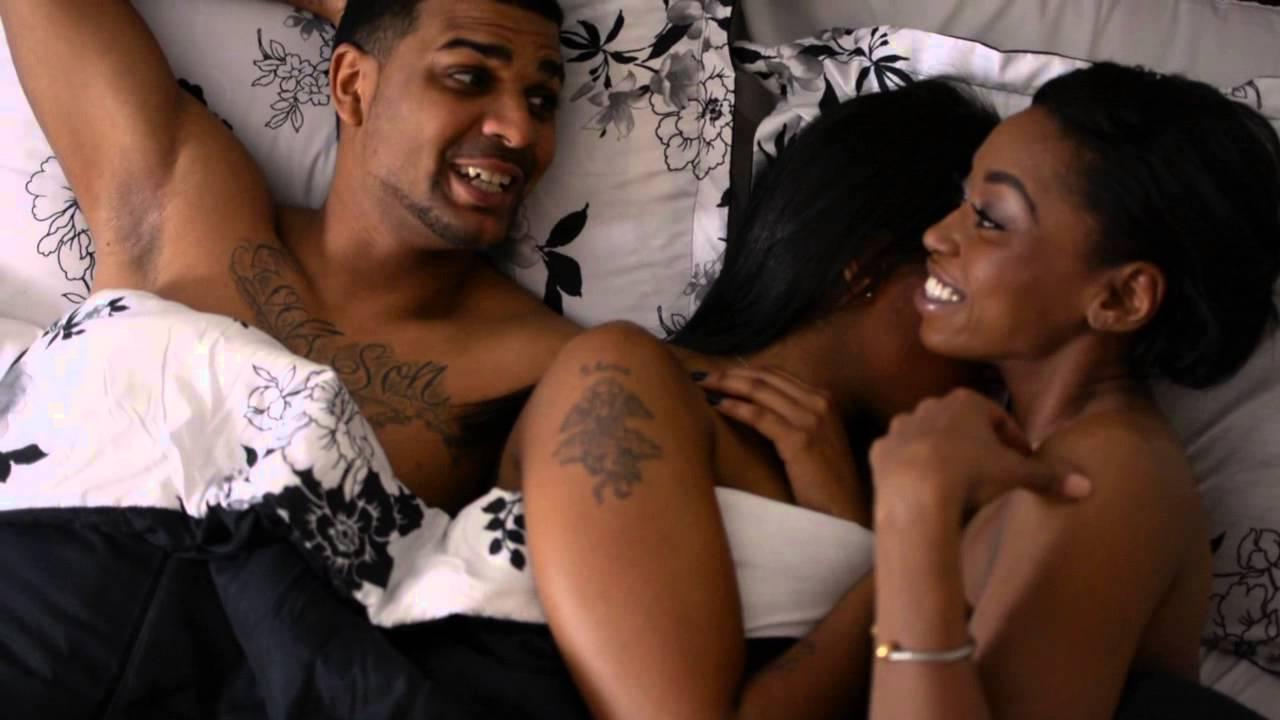 Bbw Ebony Threesome Ffm