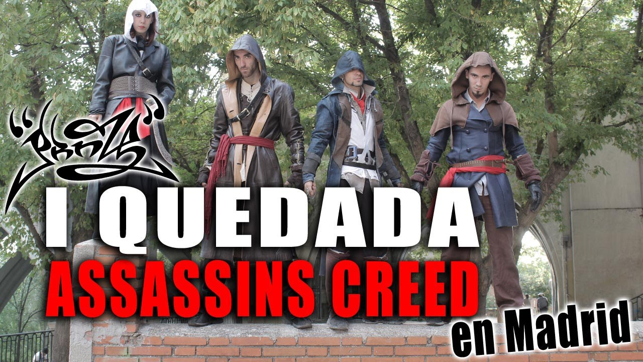 Assassin´s Creed Parkour Promo - QuedadaMadrid2014 - YouTube