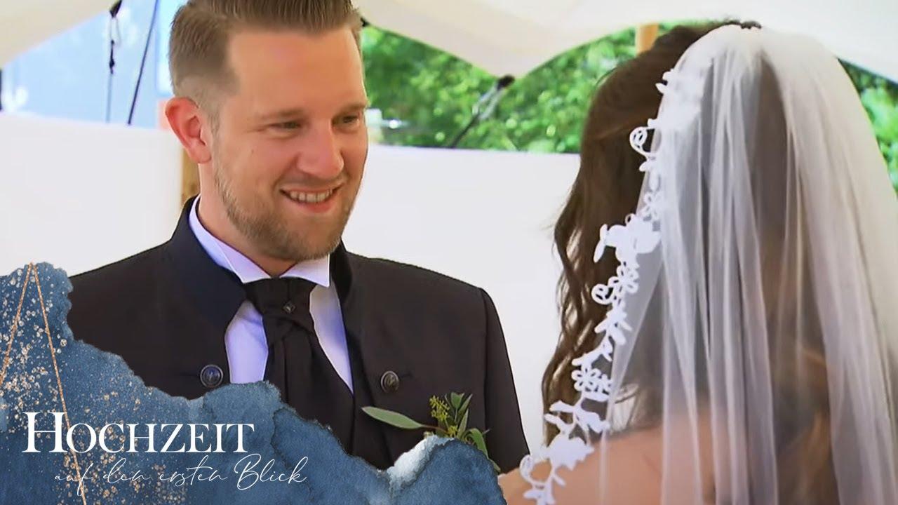 Ja Oder Nein Wie Werden Sich Emily Robert Entscheiden Hochzeit Auf Den Ersten Blick Sat 1 Youtube