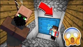 ЭТОТ ЖИТЕЛЬ БАНДИТ ОГРАБИЛ КУЗНИЦУ КОМПОТА В МАЙНКРАФТ 100 ТРОЛЛИНГ ЛОВУШКА Minecraft ВОРИШКА