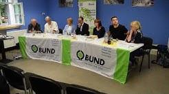 Riesa Wahl-Podium BUND Sachsen Film 1 von 6