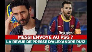 Benzema, OM, Real Madrid, Messi… La revue de presse d'Alexandre Ruiz