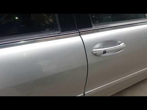 доводчики  дверей  мерседес W 220 S класс