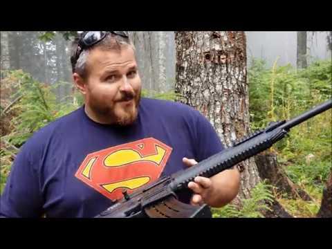 RIA - Rock Island Armory VR 60 AR-15 Style Shotgun Review