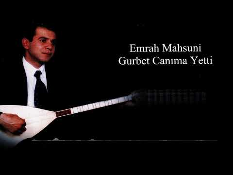 Emrah Mahsuni - Gurbet Canıma Yetti [ © ARDA Müzik ]