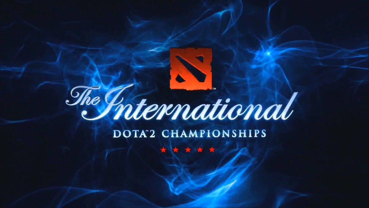 Dota 2 The International 2012 Wallpaper