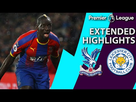Crystal Palace v. Leicester City | PREMIER LEAGUE EXTENDED HIGHLIGHTS | 12/15/18 | NBC Sports