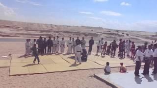 قناة السويس الجديدة : الطفلة الحديدية قاهرة الرجال فى قناة السويس الجديدة