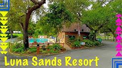 Luna Sands Resort - Aerial Video Review
