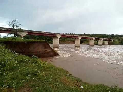 Rio Poty em São João da Serra Pi