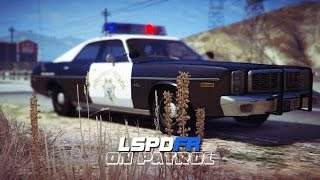 Repeat youtube video LSPDFR - Day 379 - 70's Haunted Patrol (Live Stream)