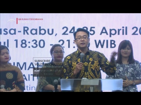 Health Talk 'Sehat, Ramping & Bahagia' Hari I, 24 April 2018
