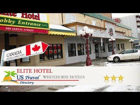 Elite Hotel - Whitehorse Hotels, Canada