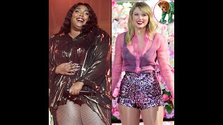 Lizzo T. Swift Watch Dogs Dress Up For Halloween As Female Celebs