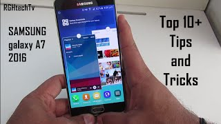 Samsung Galaxy A7 2016 Tips and Tricks