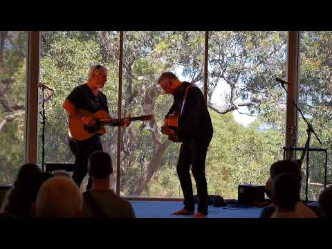 Michael King and Tommy Emmanuel