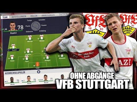 STUTTGART HOLT TITEL OHNE ABGÄNGE !! 😍🔥| FIFA 18 Karriere Experiment DEUTSCH