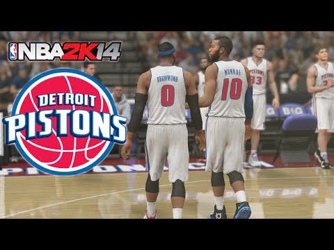 NBA 2K14 Xbox One - Detroit Pistons My GM Ep.17 - The Trade Deadline