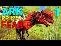 1 Toxic Raptors And Apex Dilos Let S Play ARK Primal Fear Multiplayer mp3