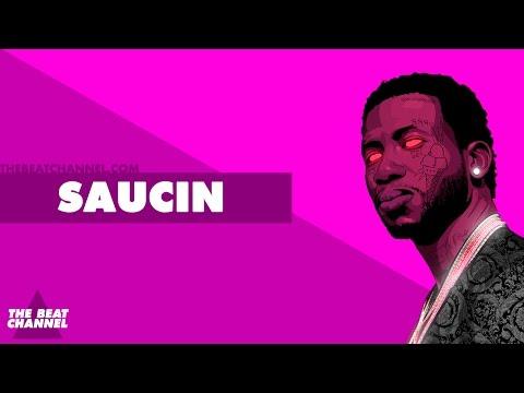 """SAUCIN"" Dope Trap Beat Instrumental 2017 | Crazy Hard HipHop Freestyle Rap Trap Type Beat | Free DL"