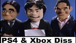 Nintendo Throws Shade At Sony, Microsoft. (Angry Rant Alert!! ) Uncharted 4 Runs at 1080p 30fps