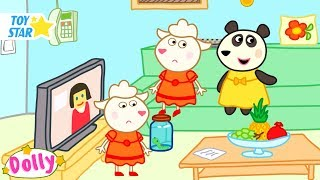 Dolly & Friends Best Cartoon for kids Full Episode Compilation #524
