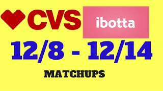 CVS COUPON IBOTTA | Dec 8-14 | COUPONING for Beginners
