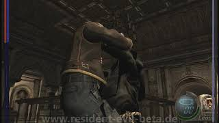 Resident Evil 4 Beta : Removed Feature (Jumping Enemys)