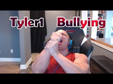 Tyler Tells Us His Bullying Experience In School l Tyler1 Stream Highlights