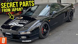 Building a JDM 1991 Honda NSX - Part 1 | Complete Overview with Mickey & Rickie