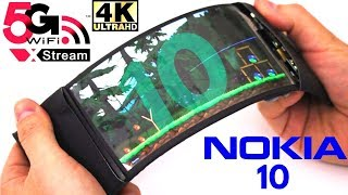 Nokia 10 5G Is Coming