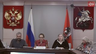 Право на жизнь и московское здравоохранение. Л. Глазкова
