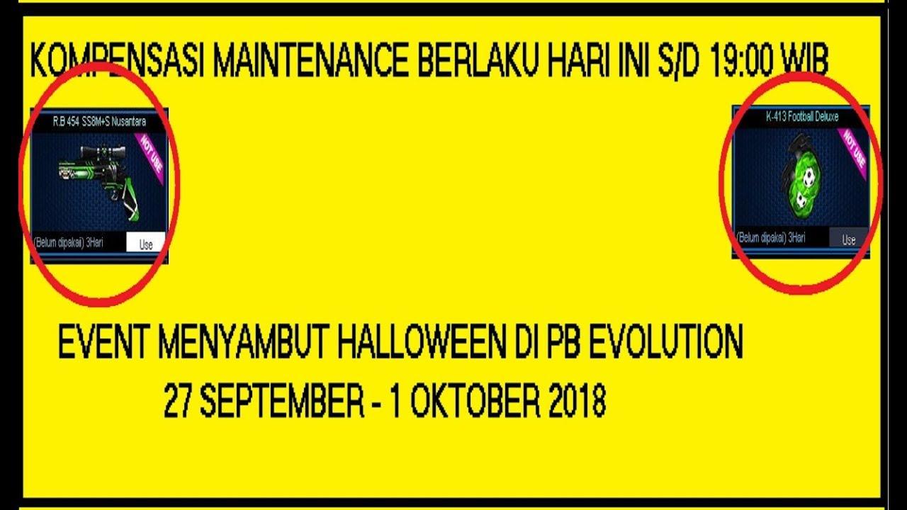 event pb evolution