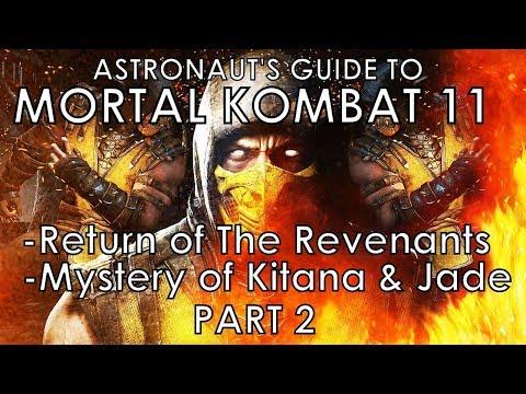 Mortal Kombat  Confirmed PART  / MK  News / Ed Boon Interview / Returning Characters / MK Leaks