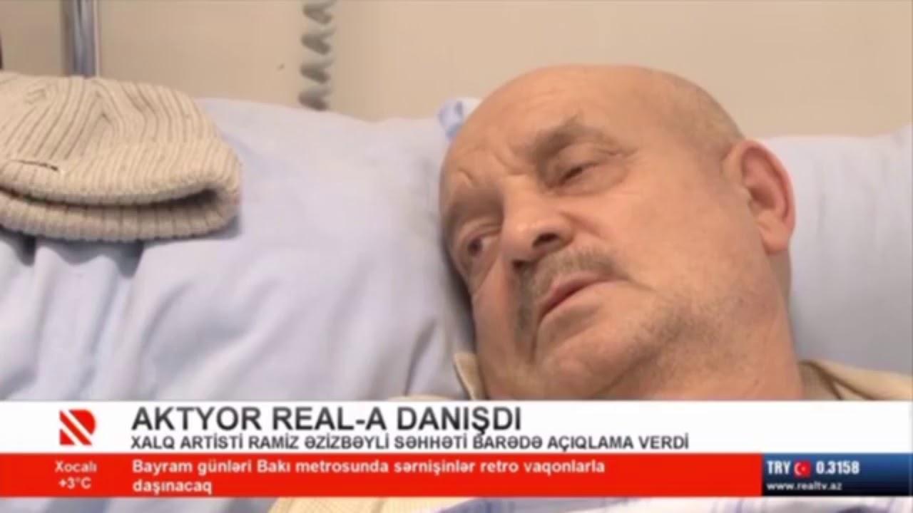 """Xalq artisti səhhəti ilə bağlı danışdı - """"Əməliyyat olunmuşam, amma..."""""""