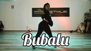 Bubalu - Anuel AA ft Becky G | Coreografía Guillermo Alcázar