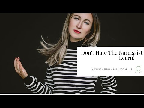 Don't Hate The Narcissist: Learn! |The Red Files | Balance Psychologies