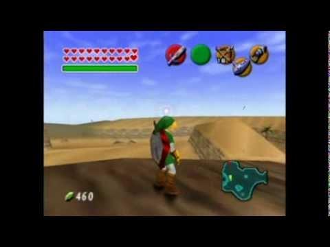 Desert Colossus' Heart Piece/巨大邪神像 ハートのかけら thumbnail