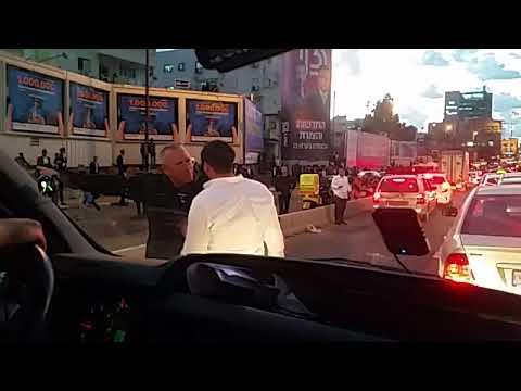 Cop assaults chareidi motorist (Media Resource Group)