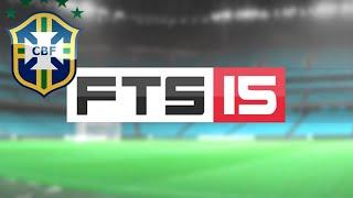 FTS 15 COPA Internacional primeiro jogo (Fase de grupos) #1