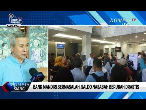 Bank Mandiri: PerubahanSaldo Nasabah Bukan Fraud, Dana Nasabah Aman