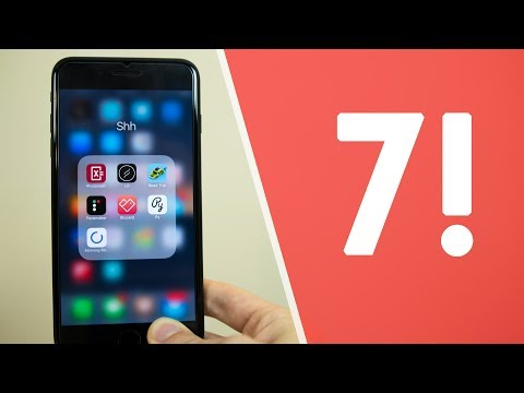 Top 7 BEST iOS Apps of 2017 (That You'll Actually Use)! | Best iPhone Apps of 2017 #2