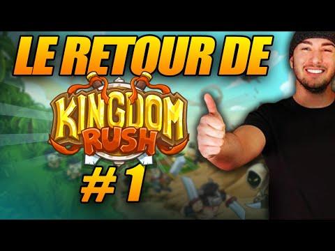 Vidéo d'Alderiate : [FR] ALDERIATE - KINGDOM RUSH 1 - EPISODE 1