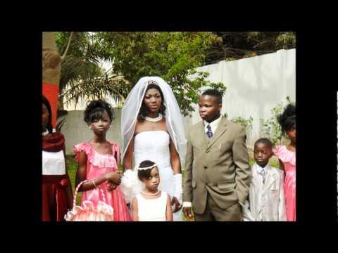 Emmily and Ernest Banjul April 10 2012