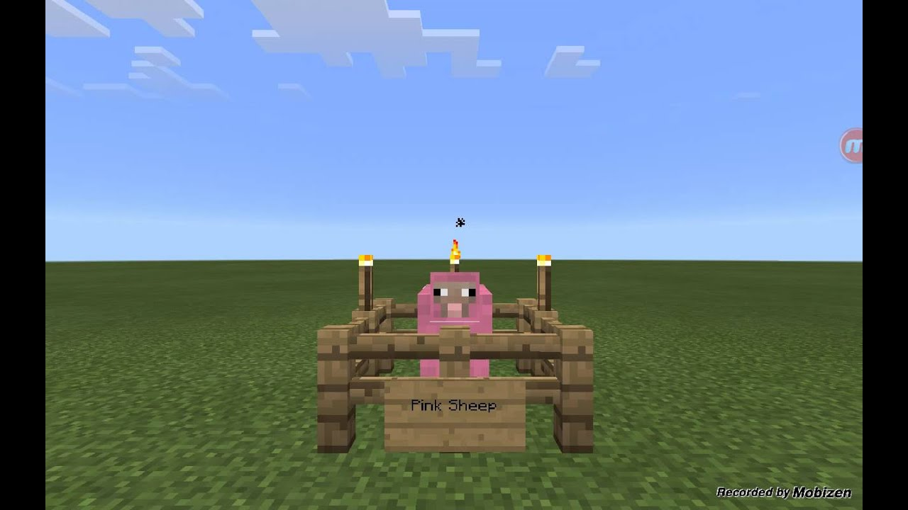 Pink sheep explodingtnt - photo#45