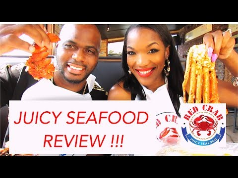 RED CRAB JUICY SEAFOOD RESTAURANT REVIEW|#mukbang