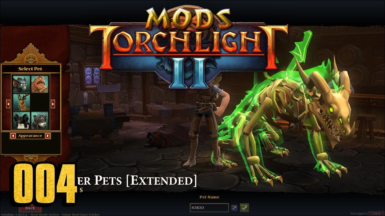how to use torchlight 2 mods